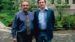 С Александром Починком